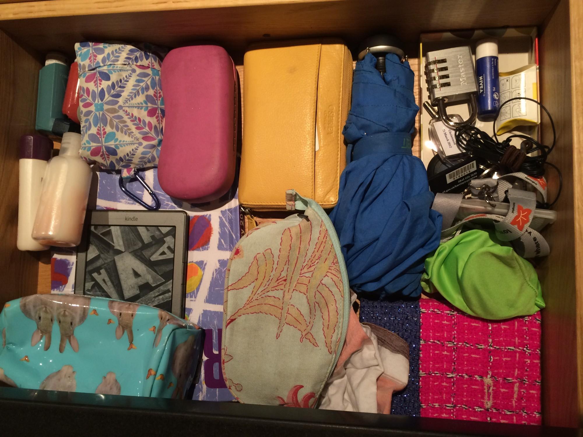 Suitcase organisermariekondoorganizer